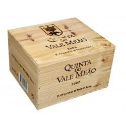 Quinta do Vale Meao 2002 - F. Olazabal & Filhos (caisse de 6 bout.)