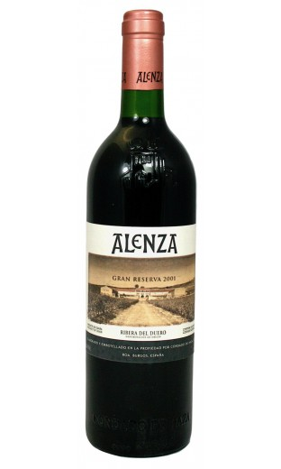 Alenza Gran Reserva 2001 - Bodegas Condado de Haza