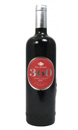'360 Ruber Capite' 1997 - Bosco del Merlo
