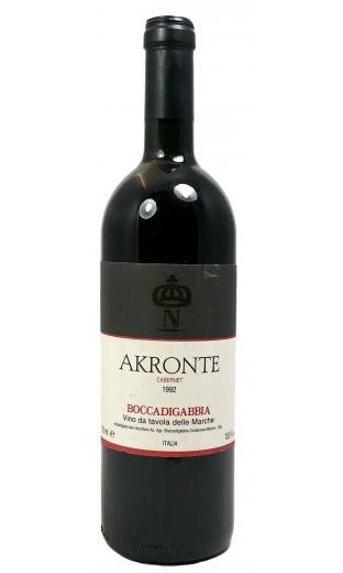 Akronte 1992 - Boccadigabbia