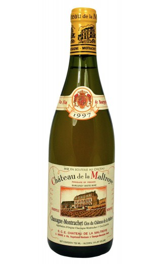 Chassagne-Montrachet Clos du Chateau de la Maltroye 1997 - Chateau de la Maltroye