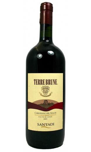 Terre Brune 2001 - Cantina Santadi (magnum, 1.5 l)