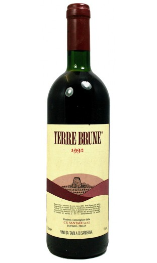 Terre Brune 1992 - Cantina Santadi