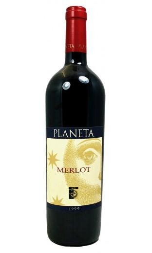 Merlot Sicilia IGT 1999 - Planeta