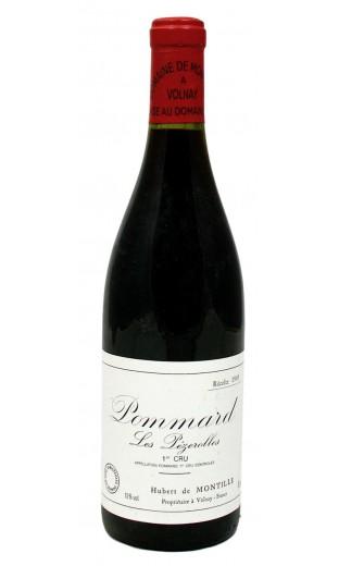 """Pommard 1er cru """"Pézerolles"""" 1988 - domaine H. de Montille"""