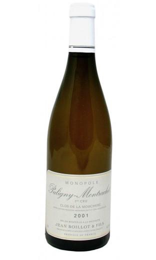 """Puligny-Montrachet 1er Cru """"Clos de la Mouchère"""" 2001 - JM Boillot"""