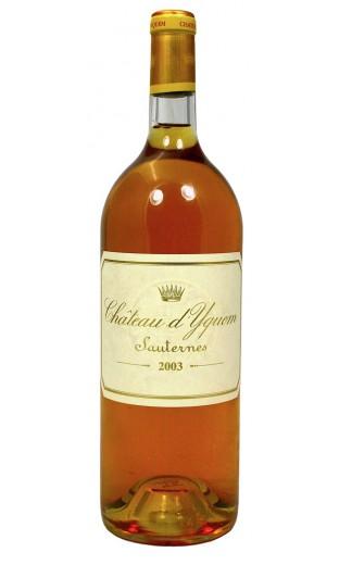 Château d'Yquem 2003 - magnum (1.5 l)
