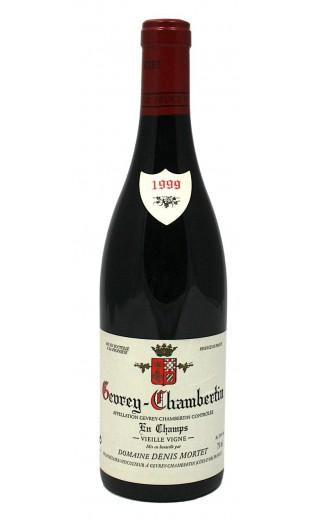 """Gevrey-Chambertin """"en champs"""" 1999 - Denis Mortet"""
