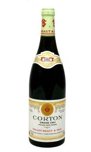 Corton1995 -  domaine Tollot-Beaut & fils