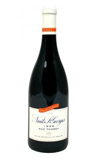 Nuits-Saint-Georges  Aux Thorey 1999 - Domaine David Duband
