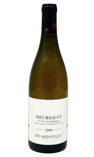 Meursault Les Poruzots 1er cru 2008 - Deux Montille Sœur - Frère