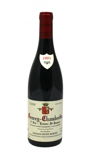 Gevrey-Chambertin Lavaux St Jacques 2001 - Denis Mortet