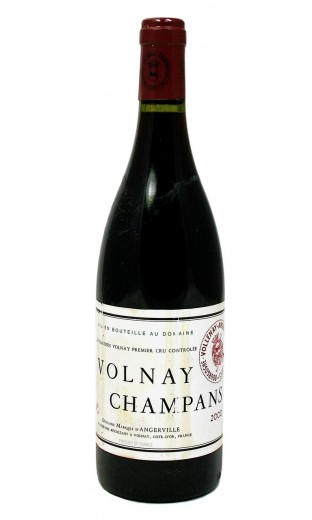 "Volnay ""Champans"" 2000 -domaine Marquis d'Angerville"