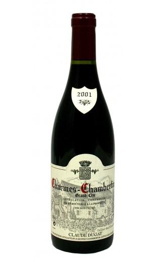 Charmes-Chambertin 2001 - Claude Dugat