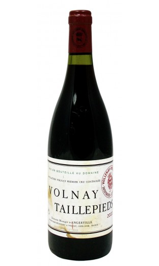 """Volnay """"Taillepieds"""" 2000 -domaine Marquis Angerville"""