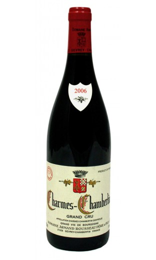 Charmes Chambertin GC 2006 - domaine A. Rousseau