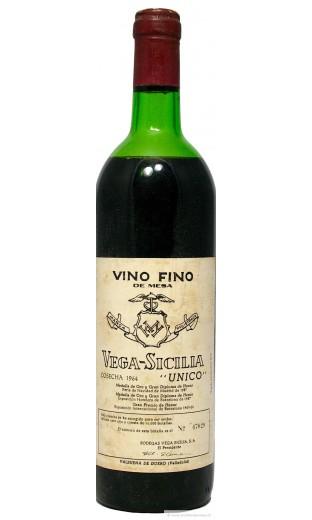 vega sicilia unico 1964
