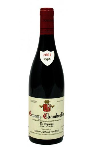 """Gevrey-Chambertin """"en champs"""" 2001 - Denis Mortet"""