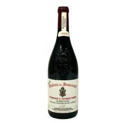 """CNP 1999 """"Hommage à Jacques Perrin"""" - Château de Beaucastel"""