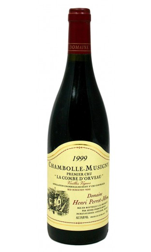 "Chambolle Musigny ""la combe d'Orveau"" V.V. 1999  - Domaine Perrot-Minot"