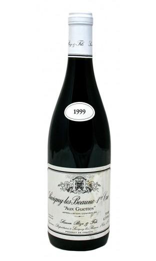 Savigny les Beaune  Aux Guettes 1999 Premier Cru- Simon Bize