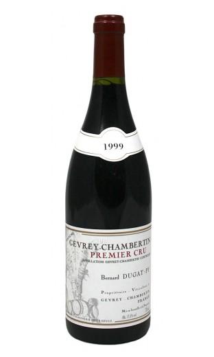 Gevrey Chambertin 1er cru 1999 - Dugat-Py