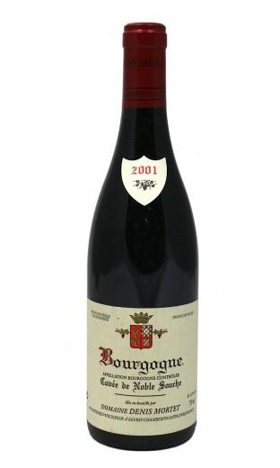 Bourgogne cuvée noble souche 2001 - Denis Mortet