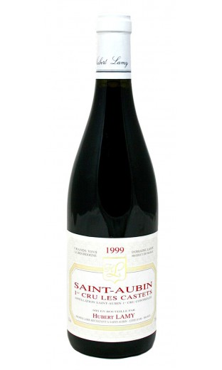 Saint-Aubin 1er cru Les Castets 1999 - domaine Hubert Lamy