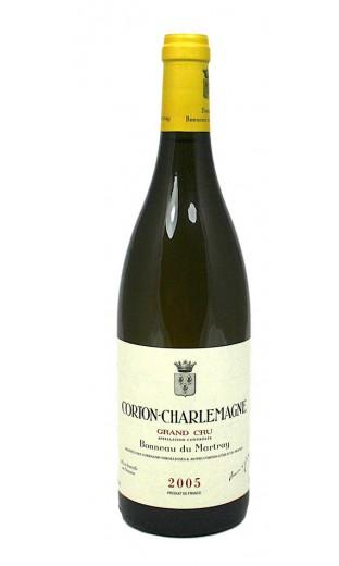 Corton Charlemagne 2005 - Bonneau de Martray