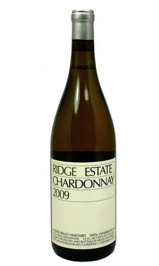 Chardonnay Monte Bello 2009 - Ridge