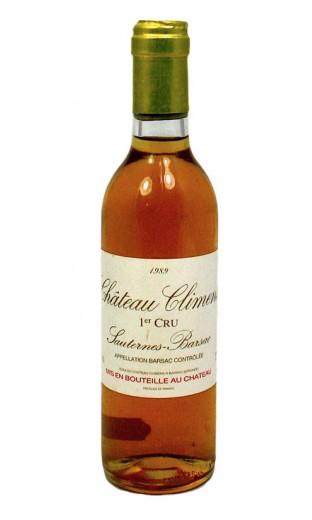 Château Climens 1989 (0.375 l)