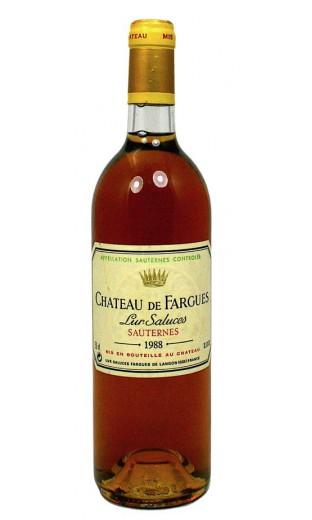 Château de Fargues 1988 (0.375 l)