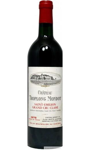 Château Troplong Mondot 1978