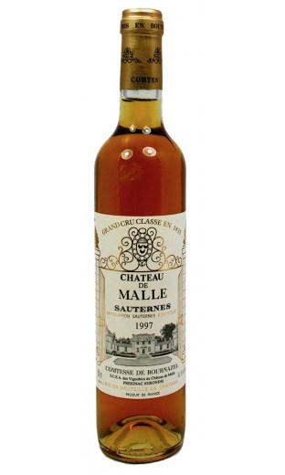Château de Malle 1997 - Sauternes (0.5 l)