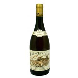 Vouvray Le Mont Moelleux  1990 - domaine du Huet