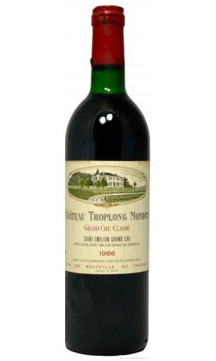 Château Troplong Mondot 1986