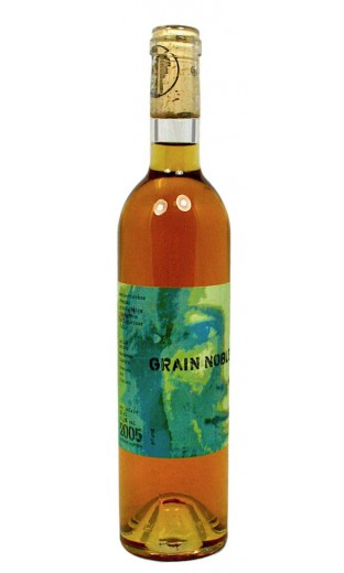 Grain Noble de Marsanne et Arvine 2005 - M.-Th. Chappaz (0.5 L)