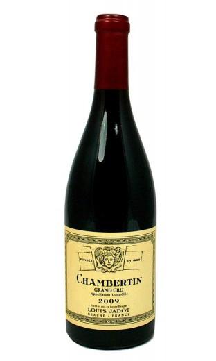 Chambertin Grand Cru 2009 - domaine Louis Jadot