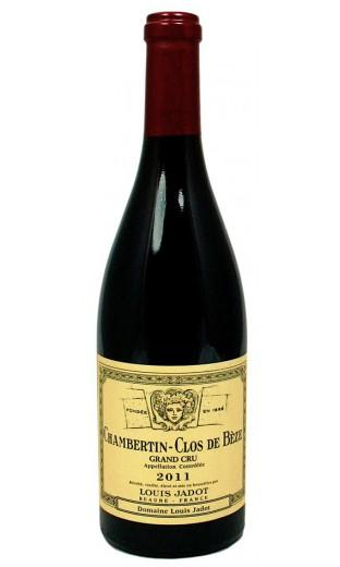 Chambertin Clos de bèze Grand Cru 2011 - domaine Louis Jadot
