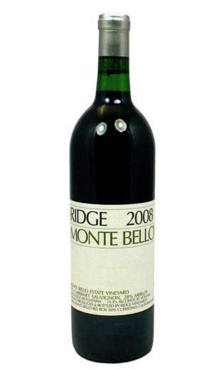 Monte Bello 2008 - Ridge