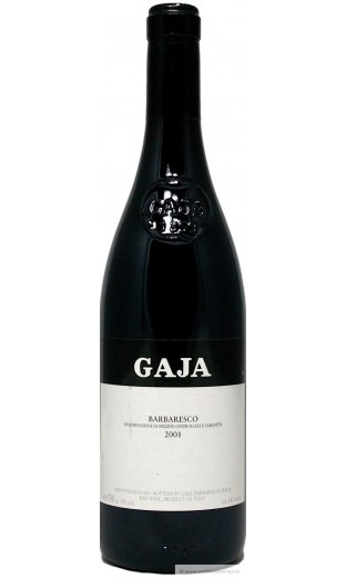 Barbaresco 2001 - A. Gaja