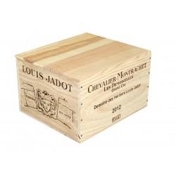 Chevalier-Montrachet Les Demoiselles Grand Cru 2012 - domaine Louis Jadot (CBO 6 bout.)