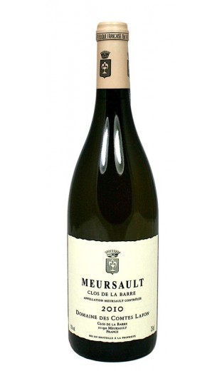 Meursault Clos de la Barre 2010 - domaine Lafon