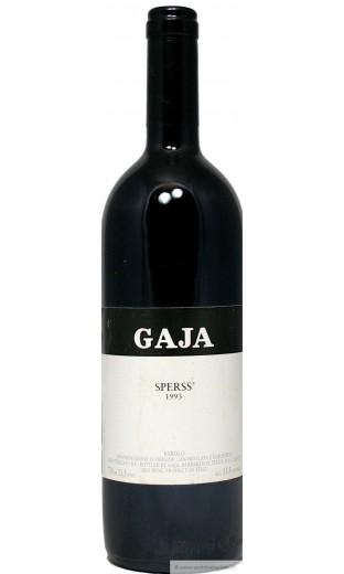 Barolo Sperss 1993 - A. Gaja