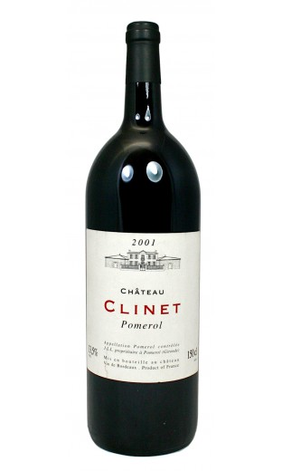 Château Clinet 2001 (magnum, 1.5 l)