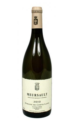 Meursault 2010 - domaine Lafon
