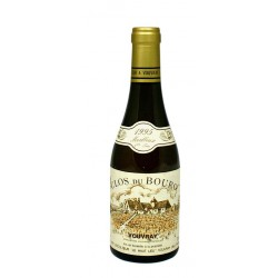Vouvray Clos du Bourg 1ere trie 1995 - domaine de Huet (0.375 l)
