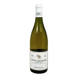 Corton-Charlemagne Grand Cru 2004 -  Pierre Morey 'Morey-Blanc'
