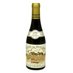 Vouvray Clos du Bourg 1ere trie 1997 - domaine de Huet (0.375 l)