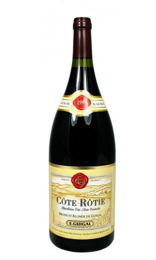 "Magnum Cote rotie ""brune et blonde"" 1999 - E. Guigal"